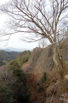 この高所に、この石垣!すばらしい!