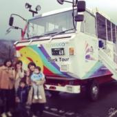 諏訪湖ツアーに付き合ってくれてほんっと感謝!