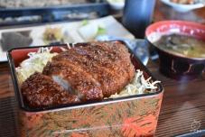 沼田の名物は、カツですー!かつ丼はやっぱりソースカツに限るっ!